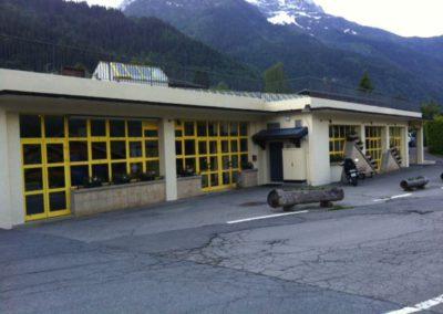 Salle d'animation Contamine Montjoie