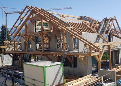 RECONSTRUCTION CHALET – COMBLOUX